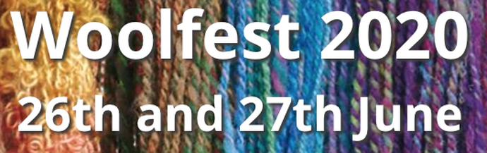 Image result for woolfest 2020