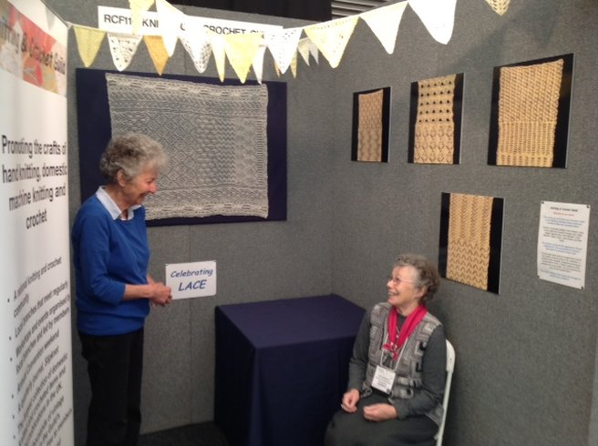 Knitting And Stitching Show 2017 Ally Pally : Knitting & Stitching Show, Ally Pally, 8 to 12 October 2014 Knitting &a...