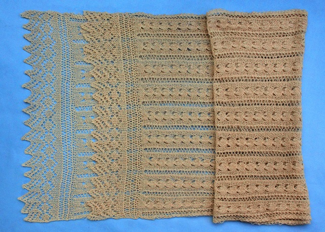 Inspiration For Lace Knitting Creating A Shawl Knitting